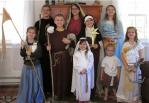 all saints family masses